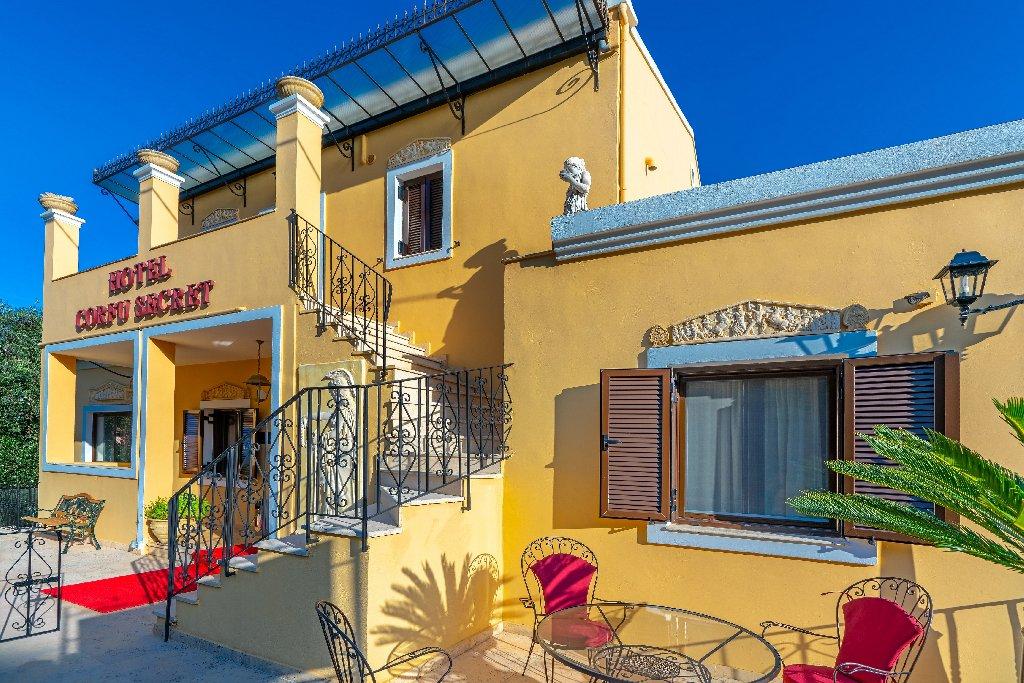 Corfu Secret Hotel (agios Markos) (c)