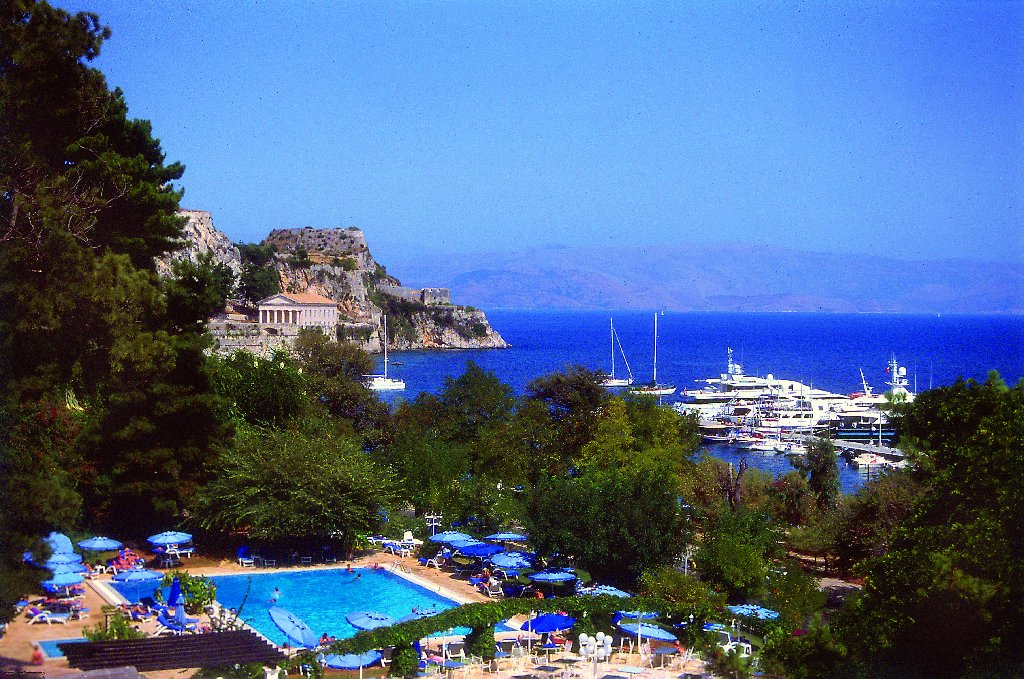 Corfu Palace Hotel (corfu Town) (c)