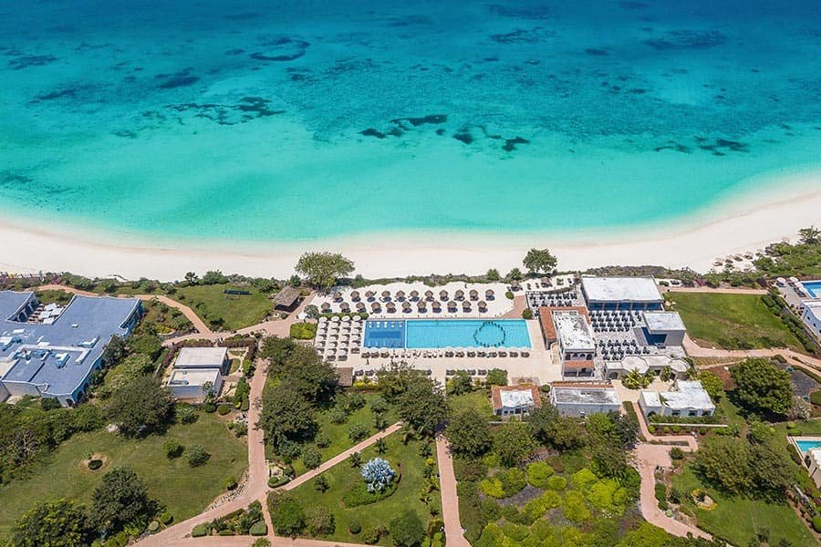 Riu Palace Resort, Nungwi
