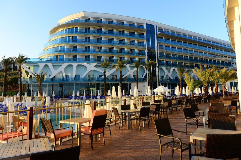 Vikingen Infinity Resort And Spa