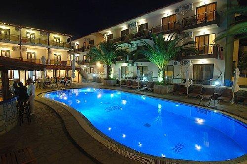 Simeon Hotel (metamorfosi, Sithonia)