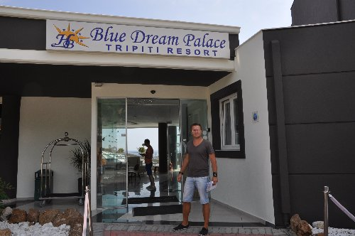 Blue Dream Palace Hotel (tripiti) - Voucher Test