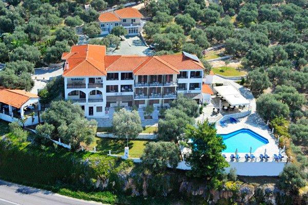 Villa Natassa (skala Rachoni)