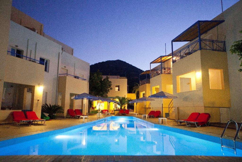 Blue Horizon Apartments (2* Superior)