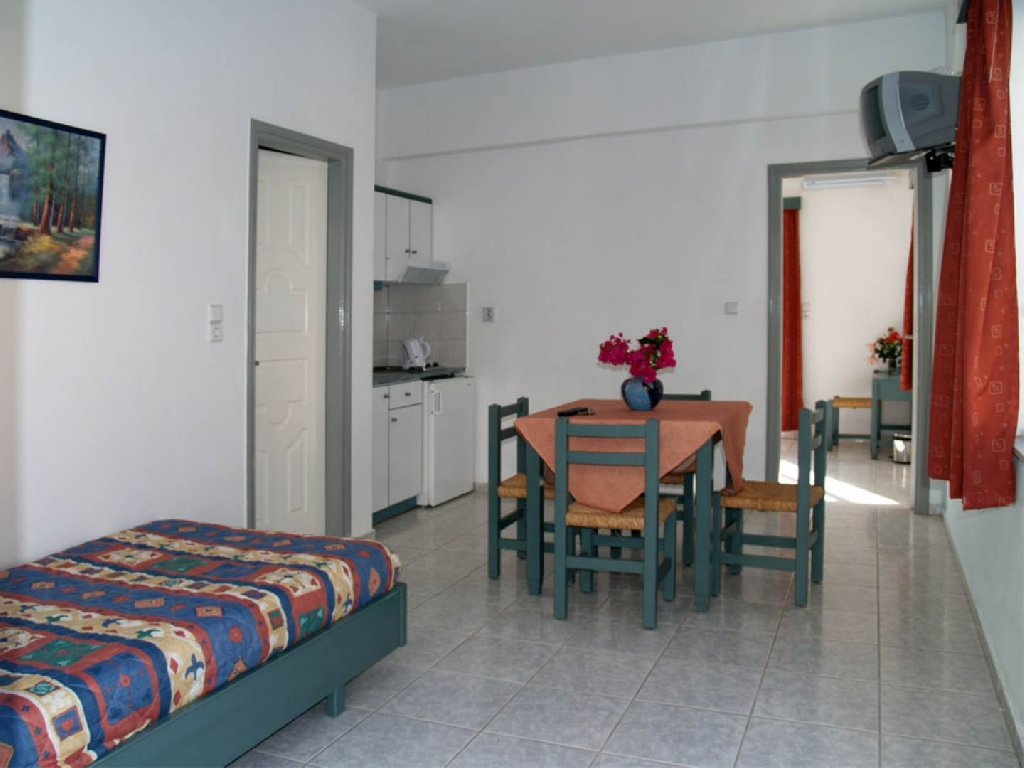 Alkion Apartments  - Cat Oficiala 2 Chei (c)