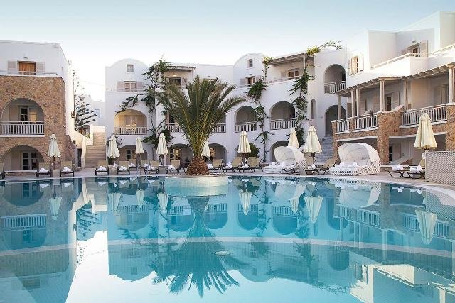 Aegean Plaza (recomandat 4* superior)