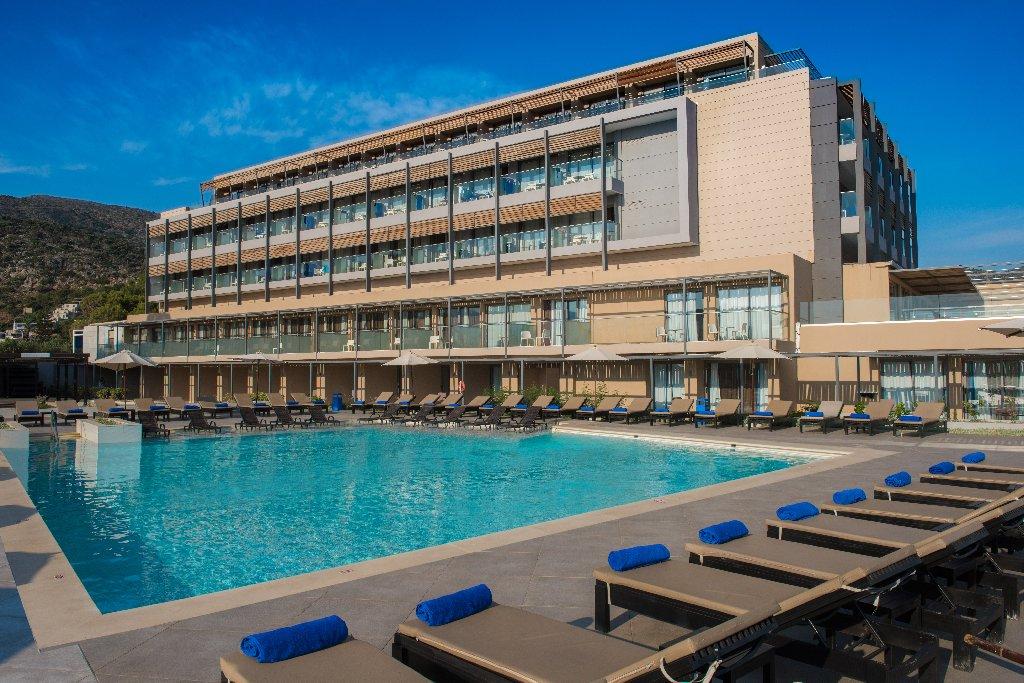 I - Resort Beach Hotel And Spa