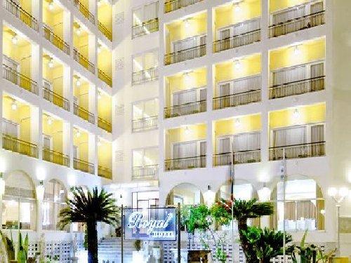 The Royal Hotel (Kanoni) Renovat 2019!