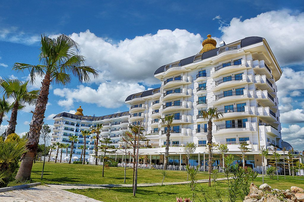 HEAVEN BEACH RESORT - SPA (adults only)