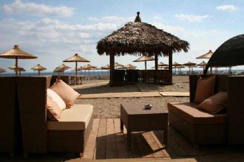 Across Coral Blue Beach (sithonia City Gerakini)