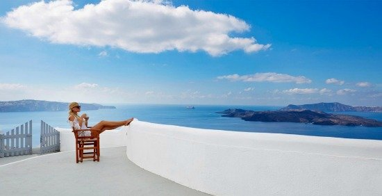 Volcano View (Adults Only - recomandat 4* sup) (Ag. Irini)