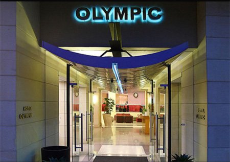 Olympic Hotel, Heraklion