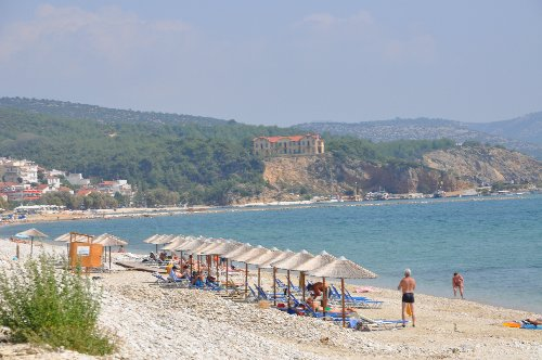 Grand Beach Hotel (limenaria)