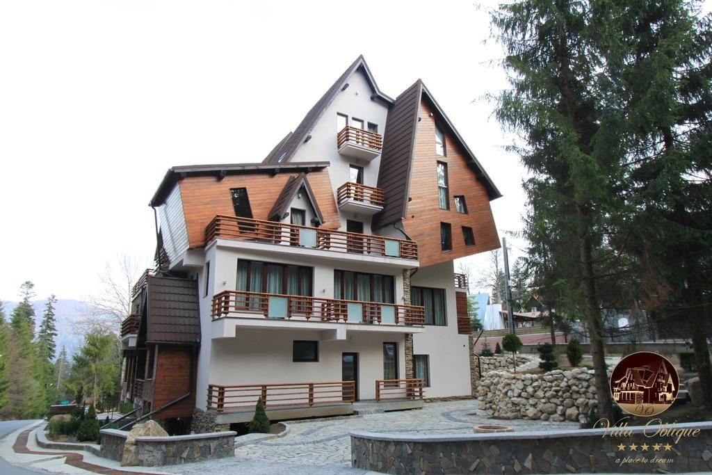 Oblique - Forest and Spa - Sinaia