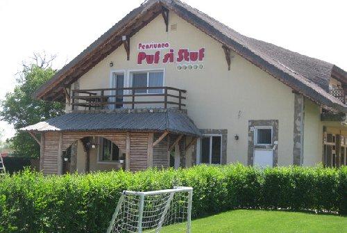 Puf Si Stuf ( Dunavatul De Jos)