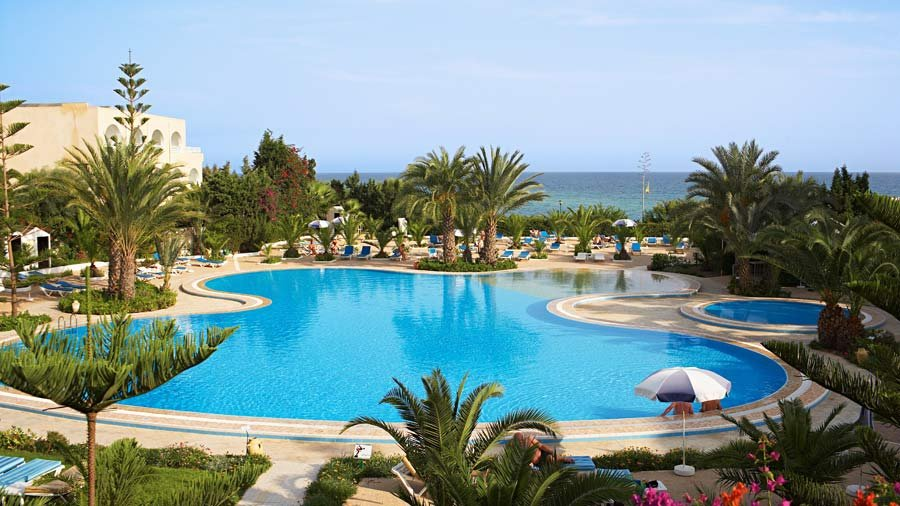 Aziza Thalasso Golf (adults Only)