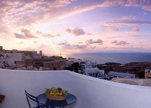 Oias Sunset (oia - Santorini)