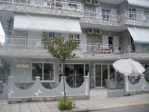 Ouzas Hotel Apartments  (olympic Beach) - Adults Only