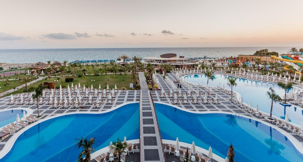 Seaden Sea Planet Resort And Spa