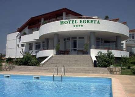 New Egreta ( Dunavatul De Jos)