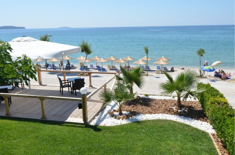 Blue View Hotel (limenaria)