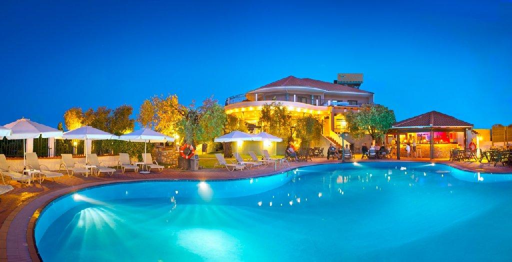 Ocean Beach Hotel (skala Potamias) - Voucher Test