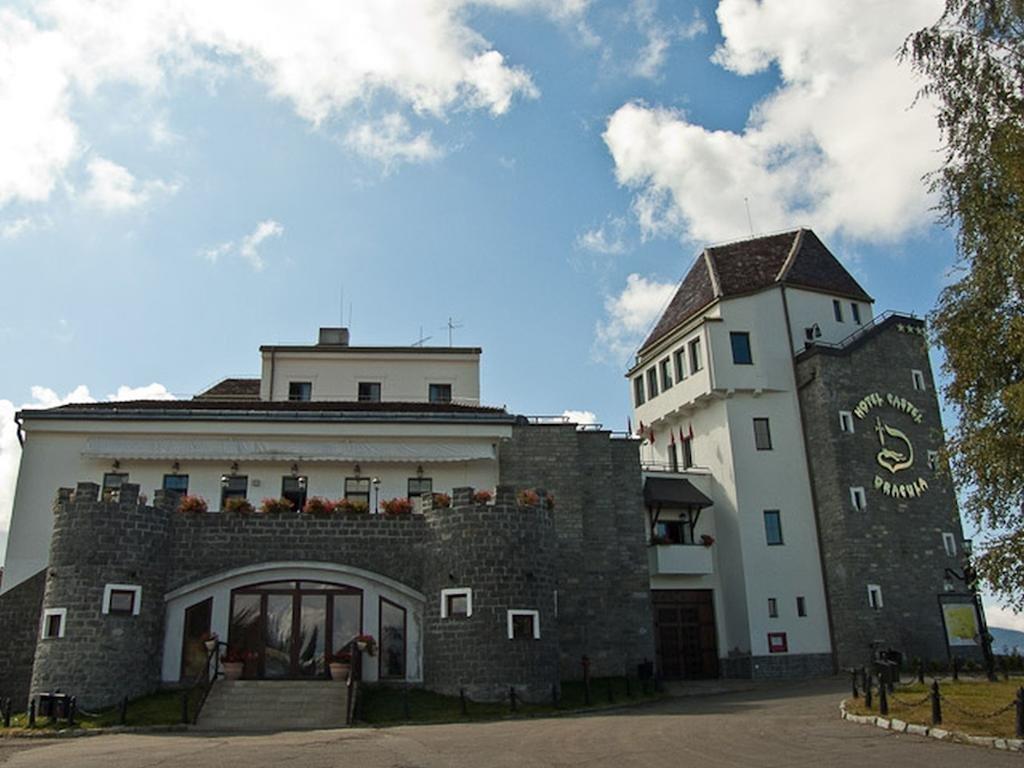 Hotel Castel Dracula (piatra Fantanele)