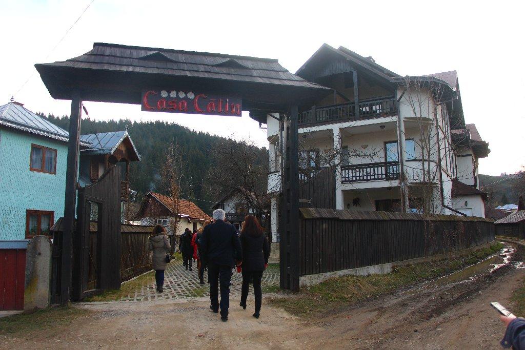 Casa Calin (vama)
