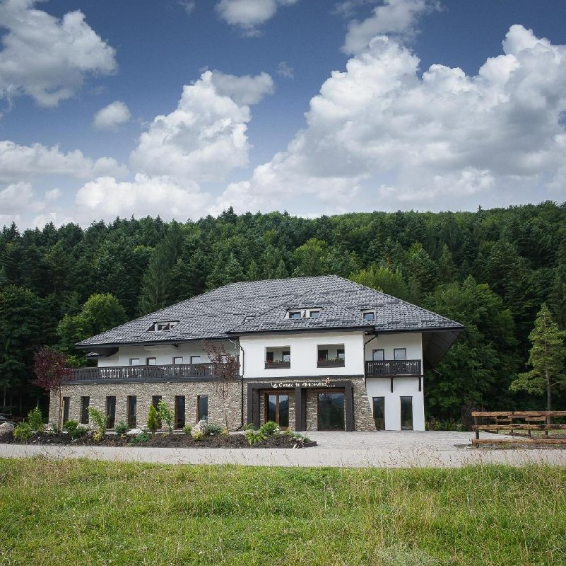 Pensiunea La Conac In Bucovina