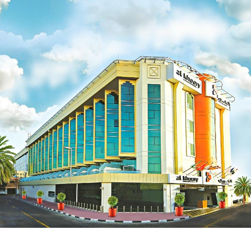 Al Khoory Executive Hotel Al Bada