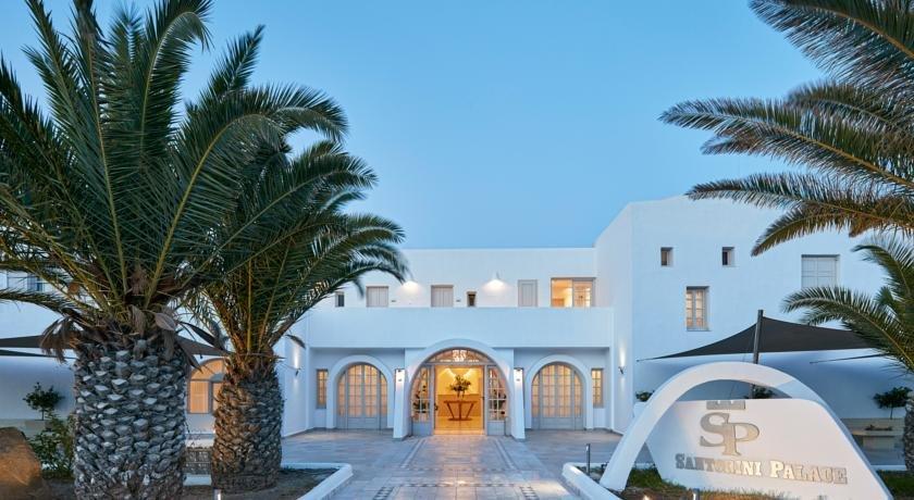 Santorini Palace (recomandat 4* superior)