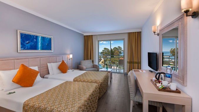 Doubletree By Hilton Antalya Kemer (ex. Sauce Hotel)