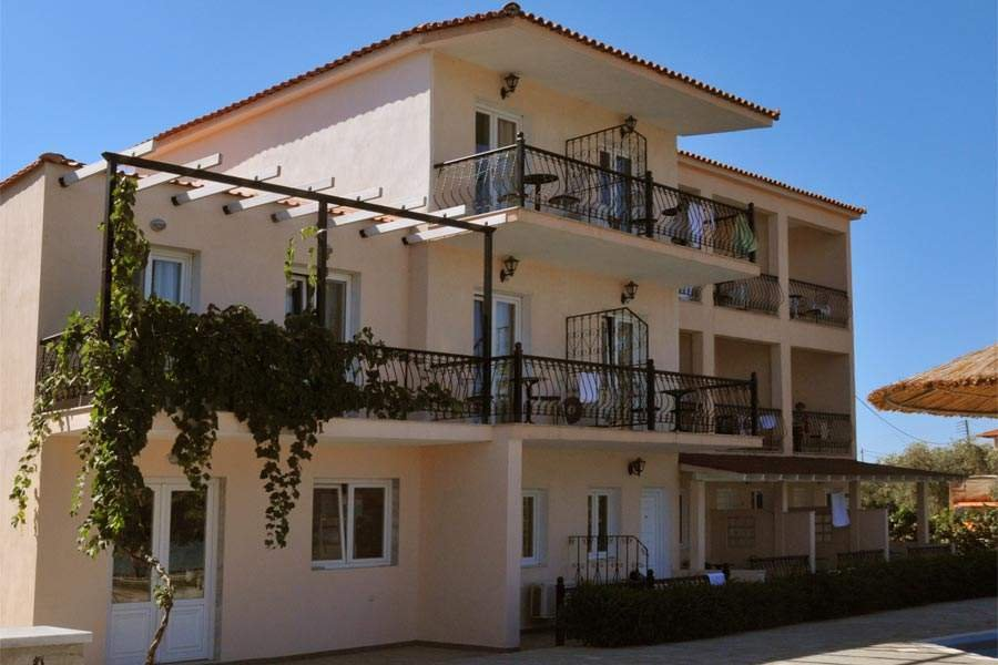 Sunrise Beach Hotel (skala Rachoni) - Voucher Test