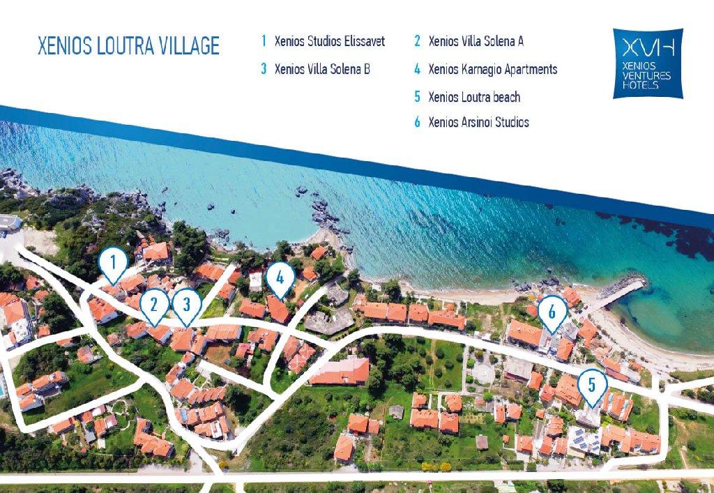 Loutra Village (loutra, Kassandra)
