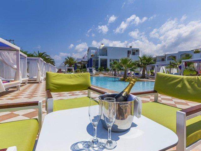 Rethymno Residence Aquapark And Spa (k)