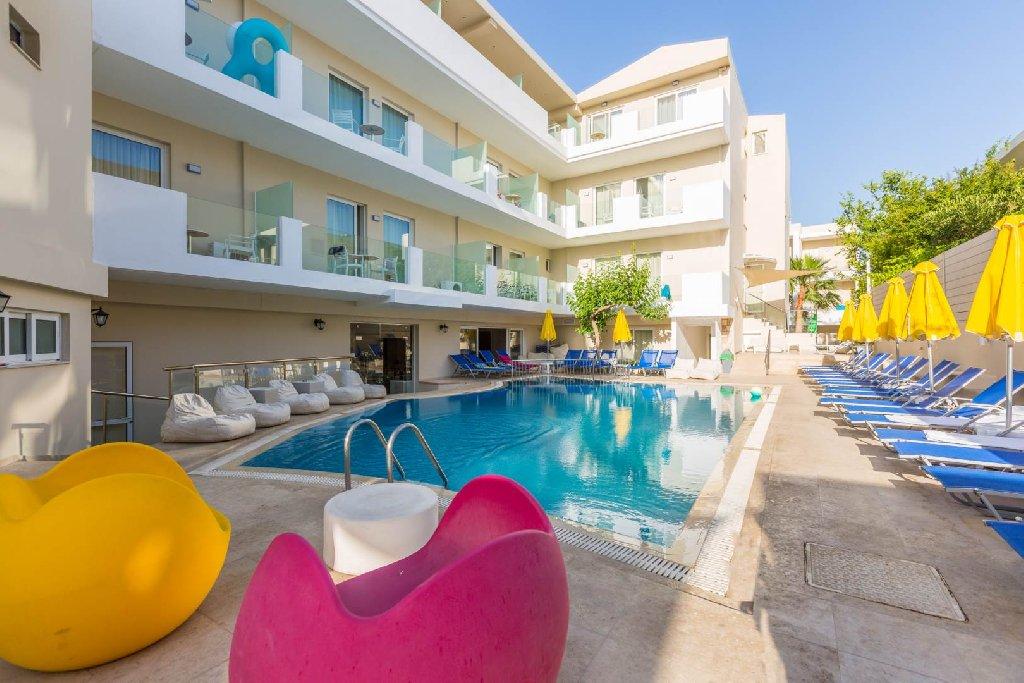 Dimitrios Beach Hotel (c)