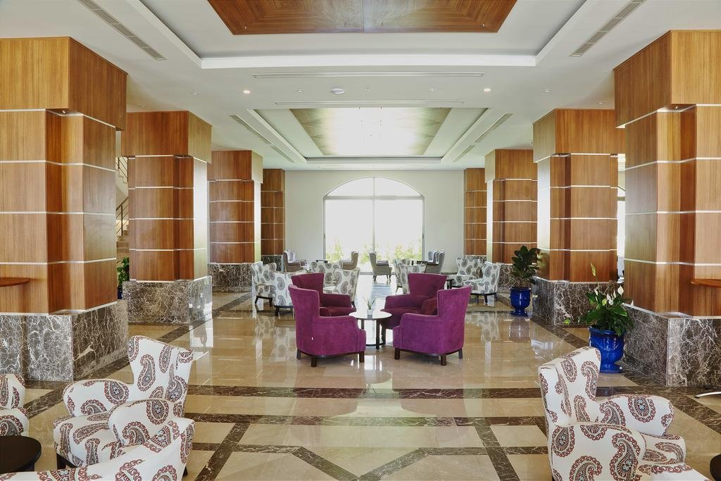 THE BODRUM BY PARAMOUNT HOTELS (EX.JUMEIRAH BODRUM PALACE)