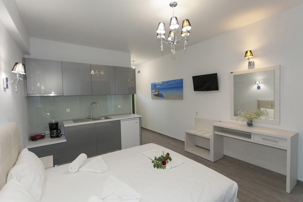 Oasis Exclusive Apartments (anthousa Parga)