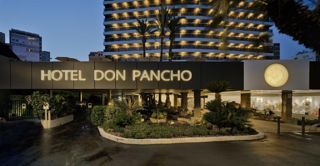 Don Pancho (Adults Only)