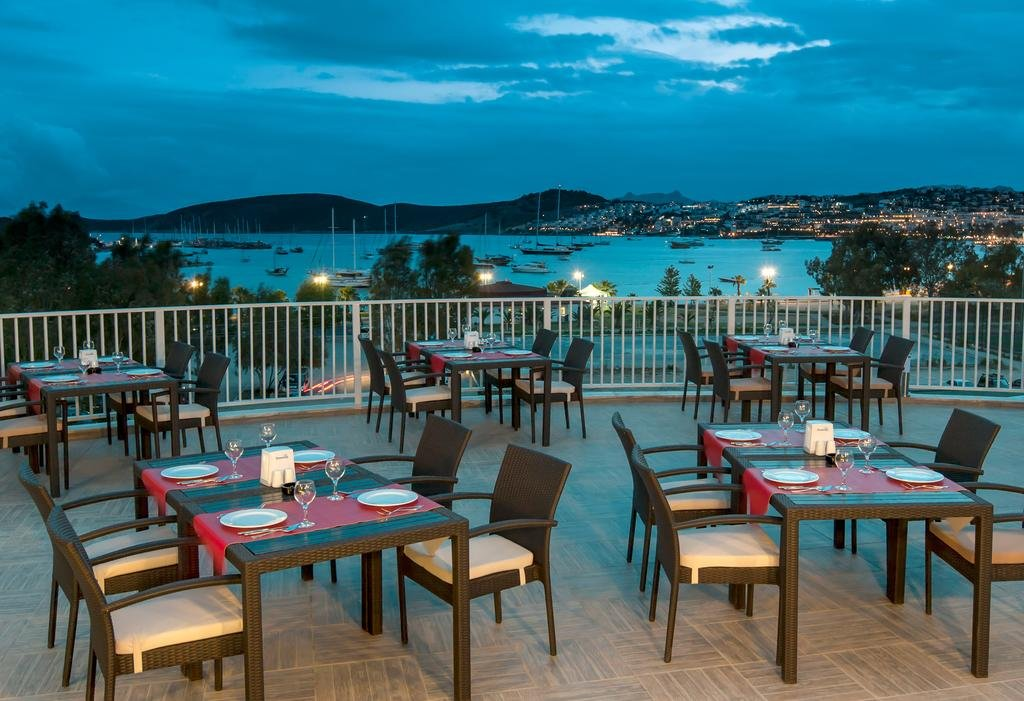 BODRUM BEACH RESORT (Gumbet)