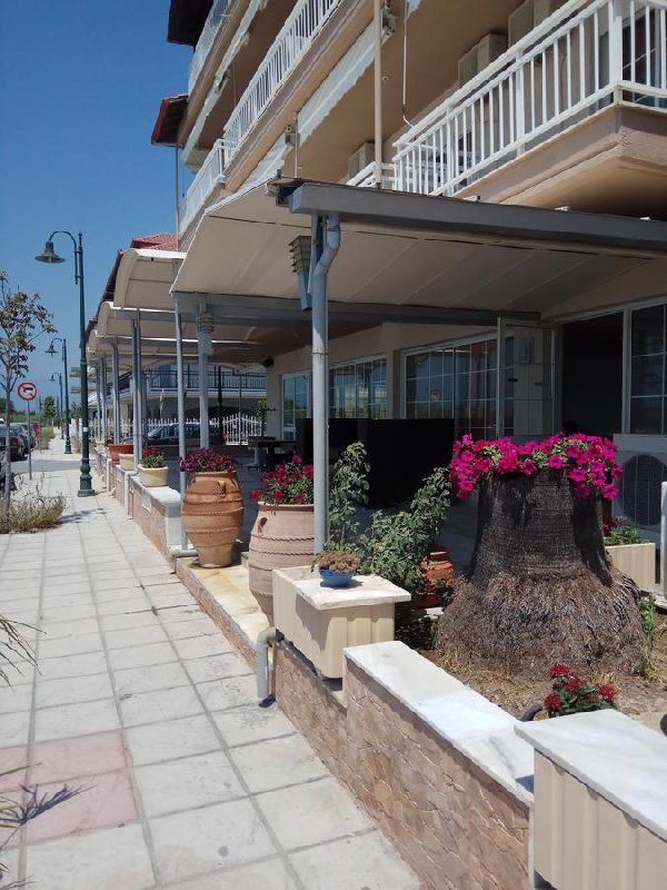 Hotel Amfion (olympic Beach)