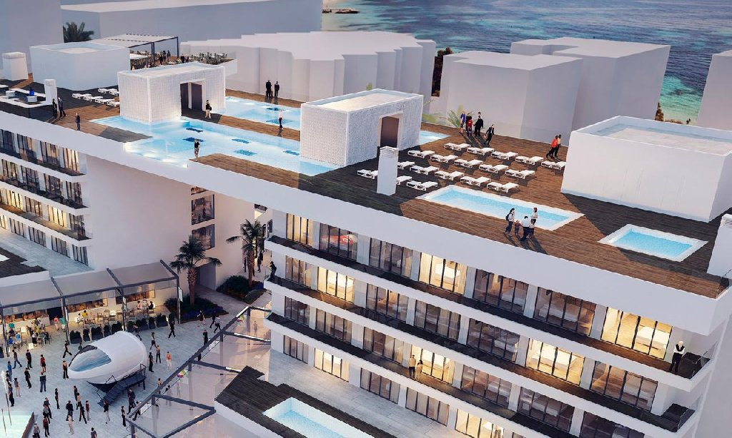 Innside By Melia Calvia Beach (ex. The Plaza) Nou 2018