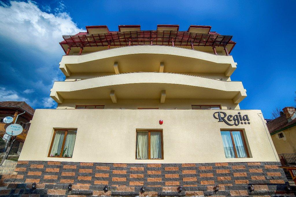 Regia - Olanesti