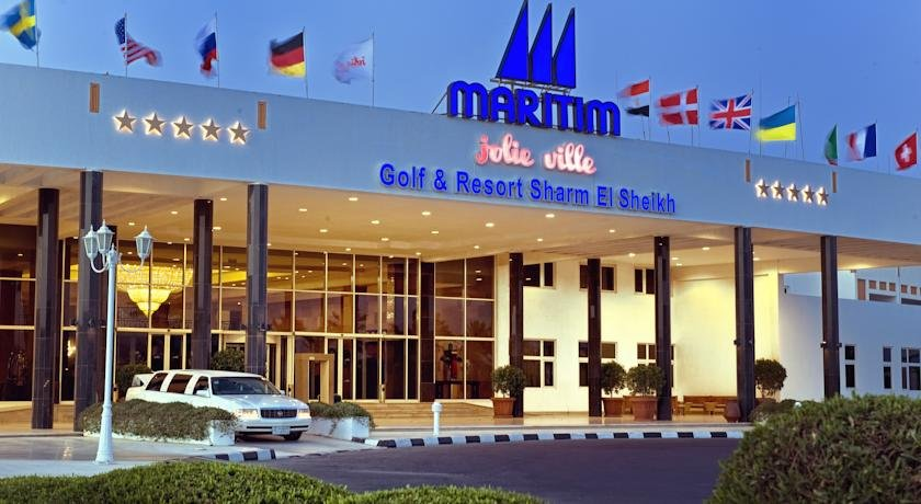 Maritim Jolie Ville Resort And Casino