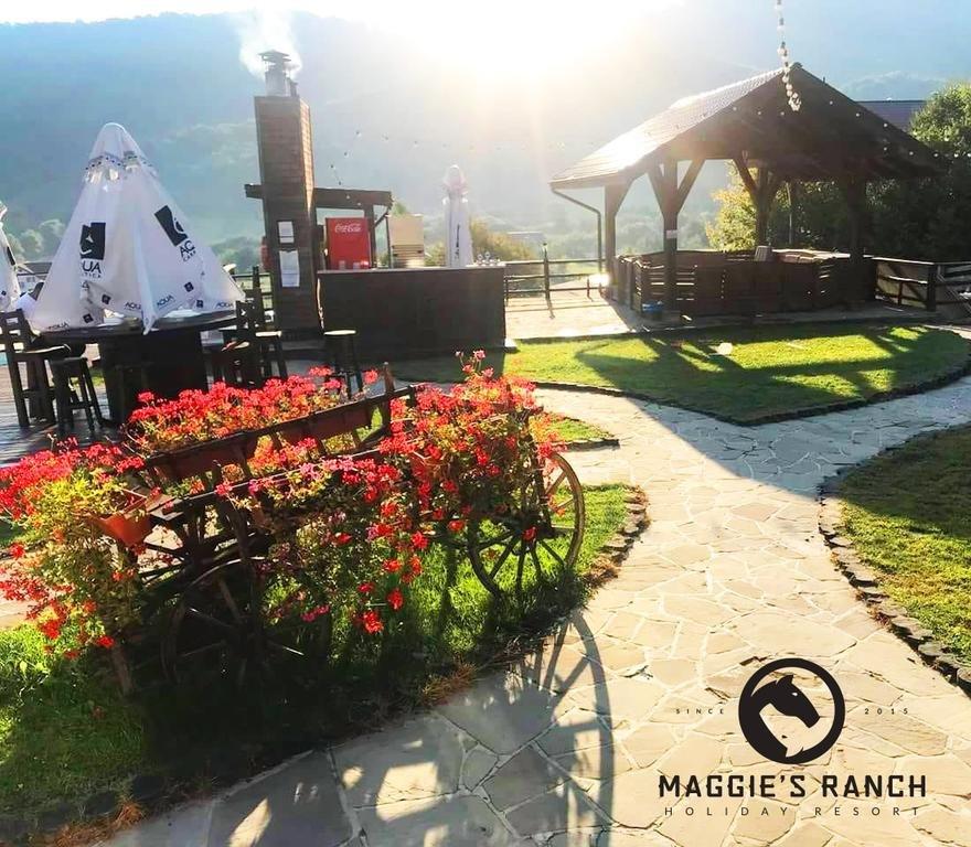 Pensiunea Maggie S Ranch