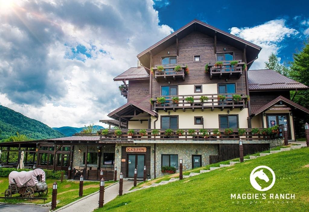 Pensiunea Maggie s Ranch - Rasnov