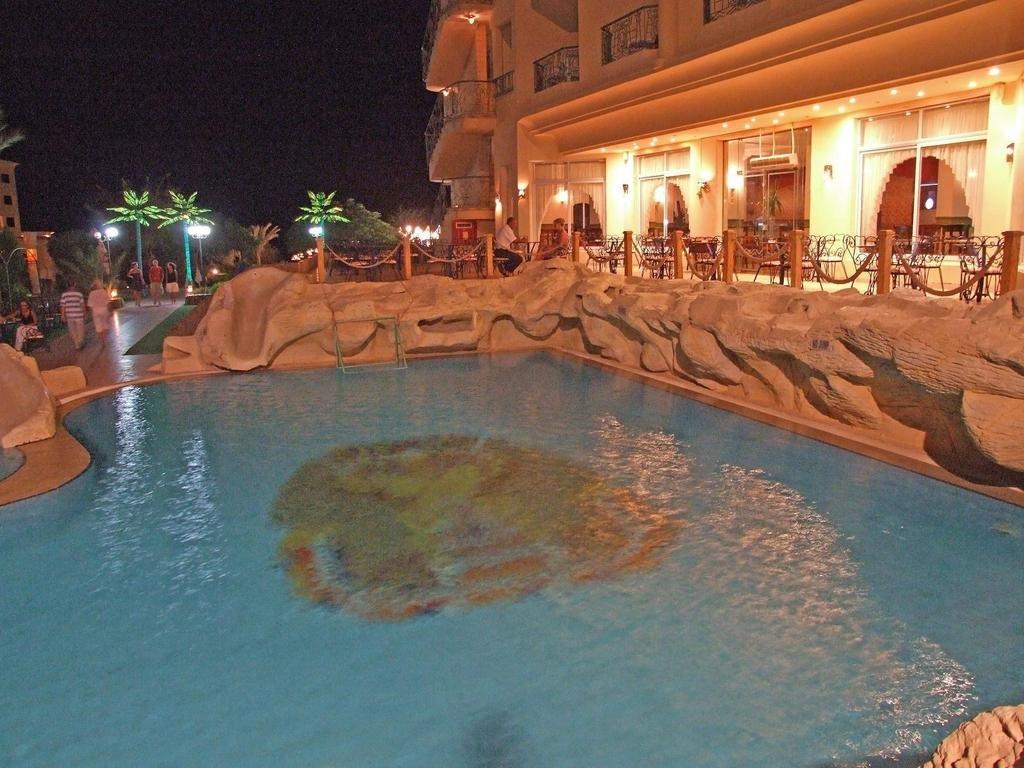 King Tut Aqua Park Beach Resort  (recomandat 3*)