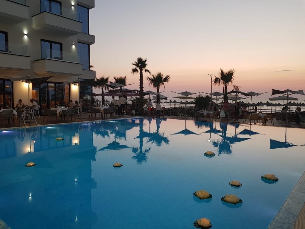 Brilliant Hotel And Spa (golem - Durres)