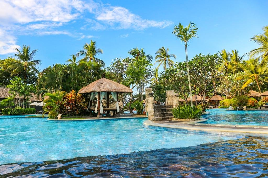Melia Bali Villas And Spa Resort