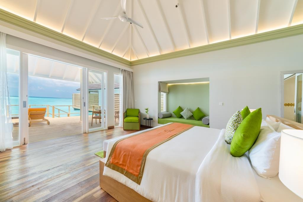 Olhuveli Beach Resort And Spa